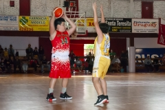 06 Mini  basquet vs Zaninetti