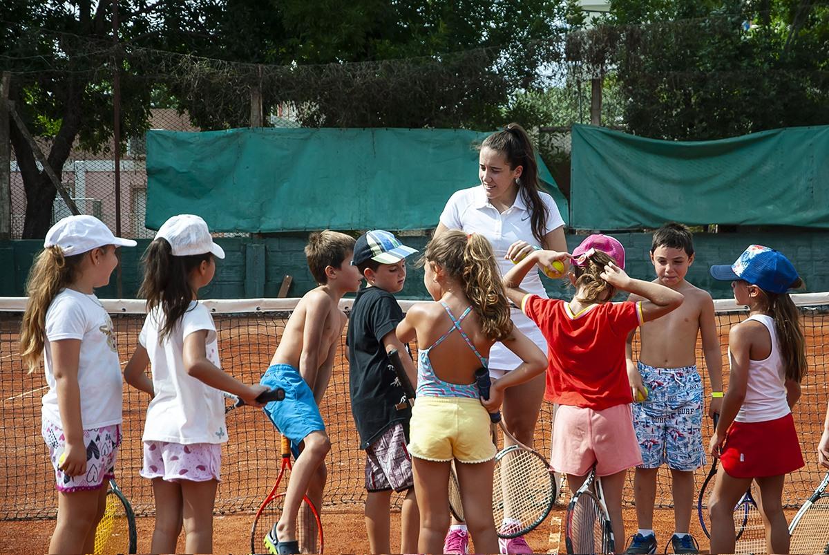 El 4 de febrero comienza el tenis en Rocamora.