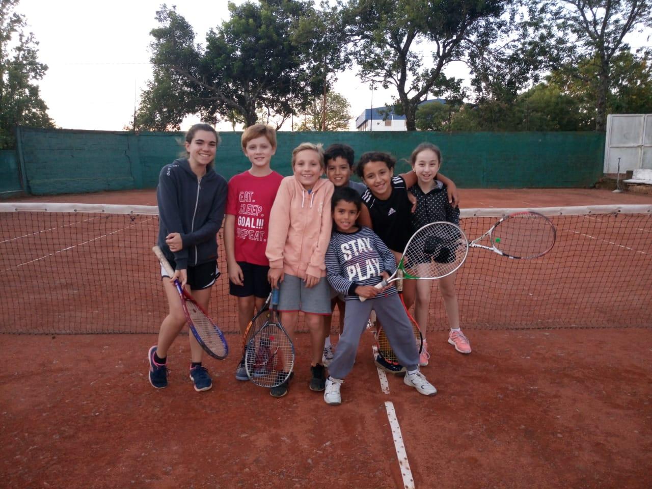 Crece el tenis
