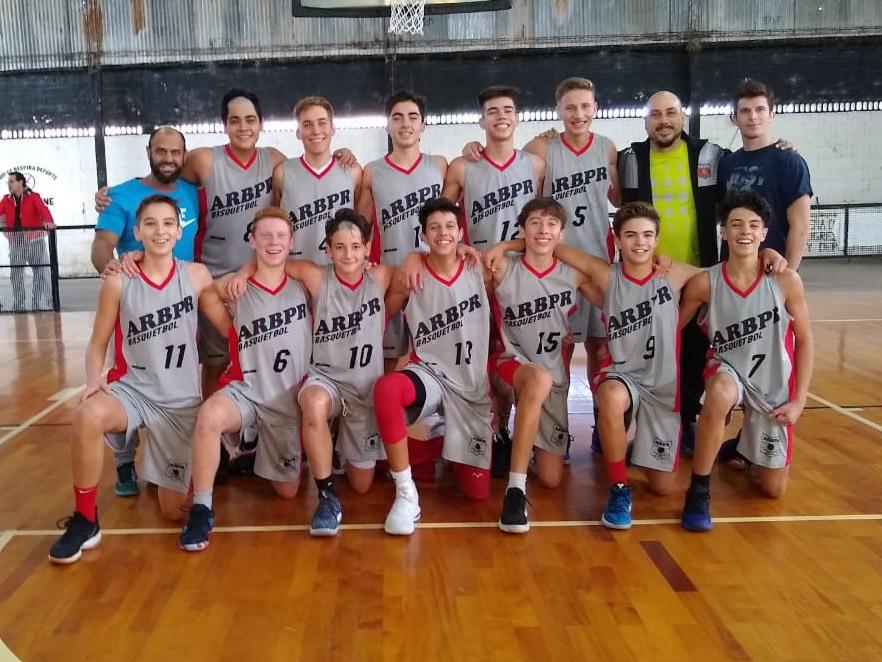 U15: Uruguay a la Final