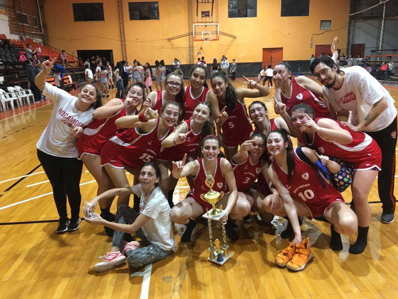 U15: Campeones de la Copa de Plata 2019