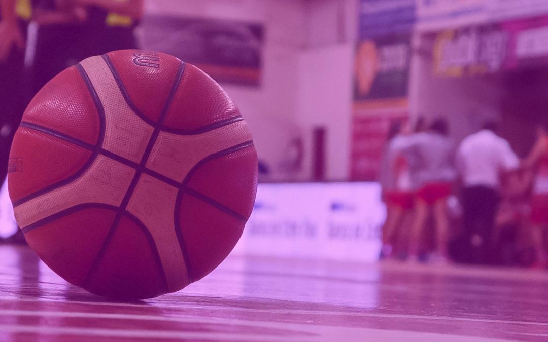 Cinco Rojitas del minibasket en la selección