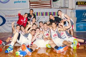 4 U17 de Rocamora Campeón provincial