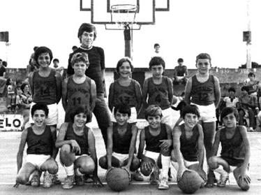 Rocamora y el Minibasket