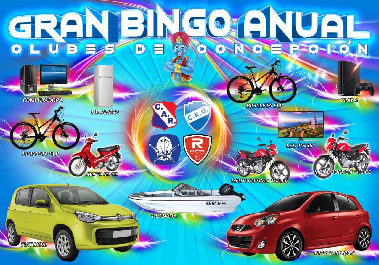Nueva fecha para el sorteo del Bingo de los Clubes